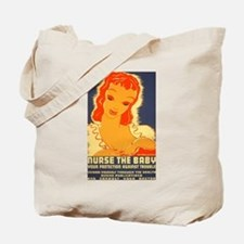Breast Feeding Advocacy Tote Bag