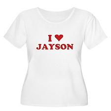 I LOVE JAYSON T-Shirt