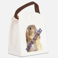 Lops Rule Canvas Lunch Bag