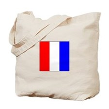 ICS Flag Letter T Tote Bag