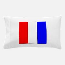 ICS Flag Letter T Pillow Case