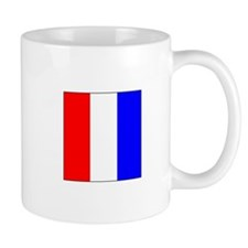 ICS Flag Letter T Mugs