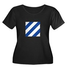 Allied Flag Number 6 Plus Size T-Shirt