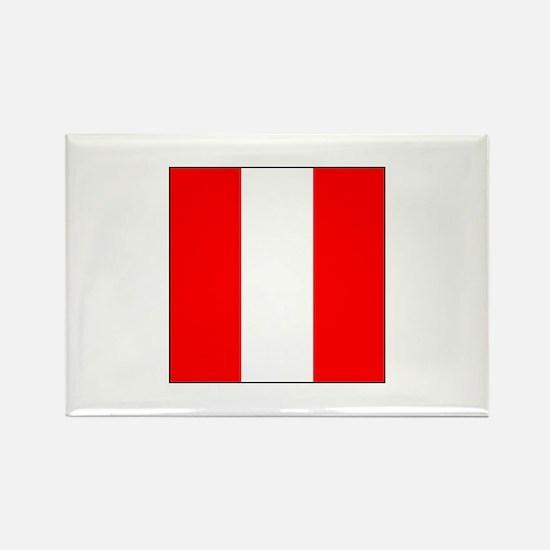 Allied Flag Number 7 Magnets