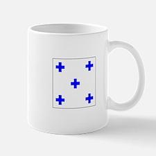 Allied Flag Number 0 Mugs