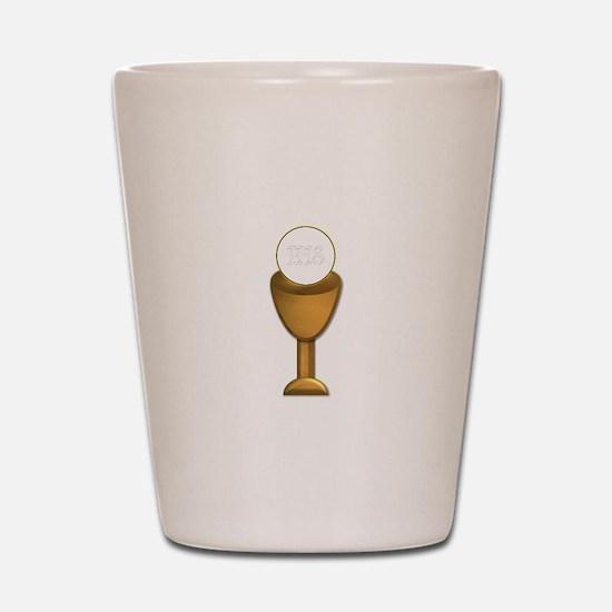 First Holy Communion Shot Glass