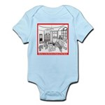 """""""Bitches in the Kitchen"""" Infant Bodysuit"""
