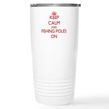 Keep Calm and Fishing P Travel Mug