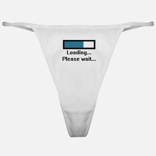 Loading... Please Wait... Classic Thong