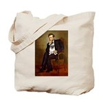 Lincoln's Pug Tote Bag