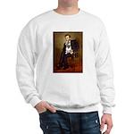 Lincoln's Pug Sweatshirt