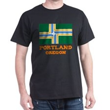 Portland, Oregon DkOr T-Shirt