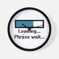 Loading... Please Wait... Wall Clock