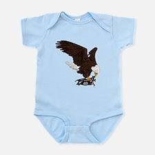 Eagle Crushes ISIS Infant Bodysuit