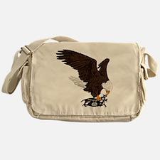 Eagle Crushes ISIS Messenger Bag