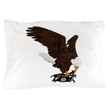 Eagle Crushes ISIS Pillow Case