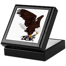 Eagle Crushes ISIS Keepsake Box