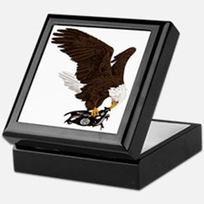 Eagle Crushes ISIS Keepsake Box
