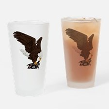 Eagle Crushes ISIS Drinking Glass