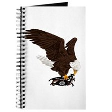Eagle Crushes ISIS Journal