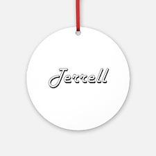 Terrell surname classic design Ornament (Round)
