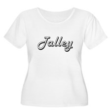 Talley surname classic design Plus Size T-Shirt