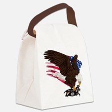 USA Destroys ISIS Canvas Lunch Bag