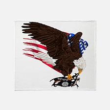 USA Destroys ISIS Throw Blanket