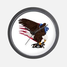 USA Destroys ISIS Wall Clock