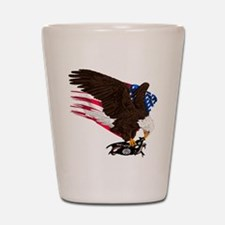 USA Destroys ISIS Shot Glass