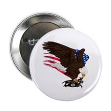 "USA Destroys ISIS 2.25"" Button (10 pack)"