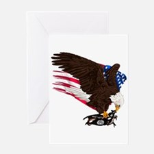 USA Destroys ISIS Greeting Card