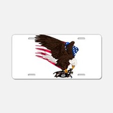 USA Destroys ISIS Aluminum License Plate