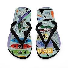 Kayakers Flip Flops