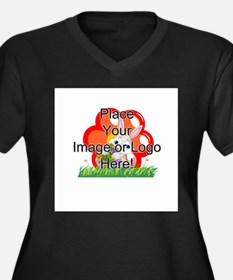 Image Only Plus Size T-Shirt