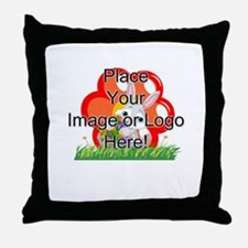 Image Only Throw Pillow