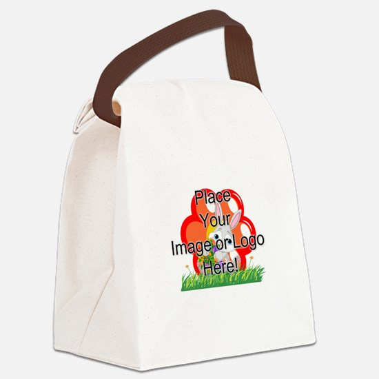 Image Only Canvas Lunch Bag