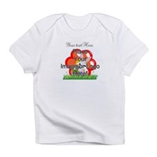 Single Line Overlay Infant T-Shirt
