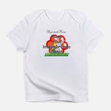 Single Line Overlay Infant T-Shirt