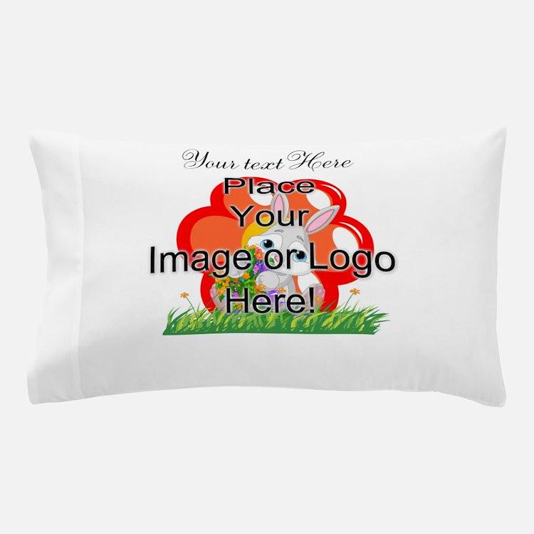 Single Line Overlay Pillow Case