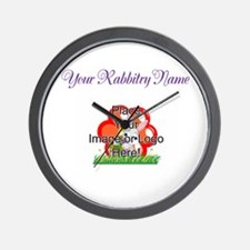 Add your Logo Wall Clock