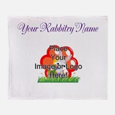 Add your Logo Throw Blanket