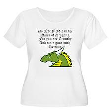Dragon Affairs Plus Size T-Shirt