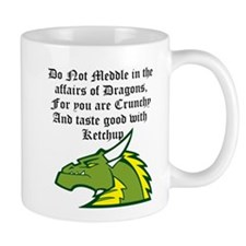 Dragon Affairs Mugs
