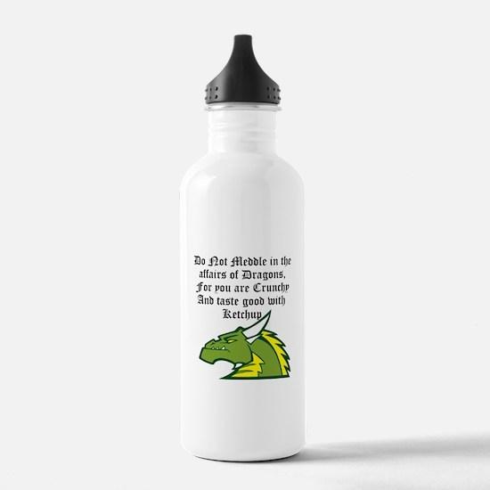 Dragon Affairs Water Bottle