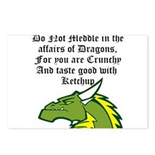 Dragon Affairs Postcards (Package of 8)