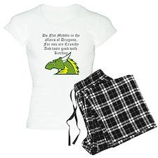 Dragon Affairs Pajamas