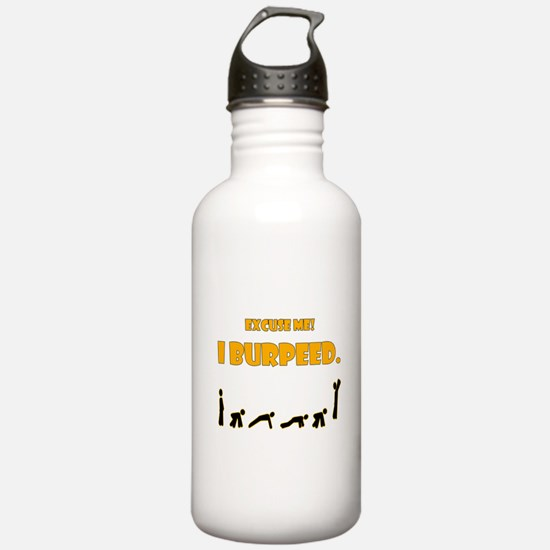 I Burpeed Water Bottle