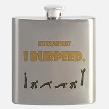 I Burpeed Flask