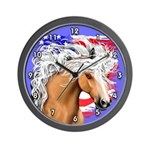 American Bred Wall Clock